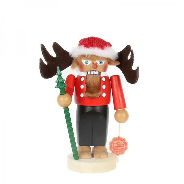 Nussknacker Chubby Moose, 27 cm von Steinbach Volkskunst GmbH/ Marienberg