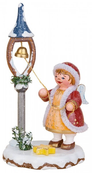 Winterkind von Hubrig Volkskunst Himmelskind Weihnachtsglöckchen, 7 cm