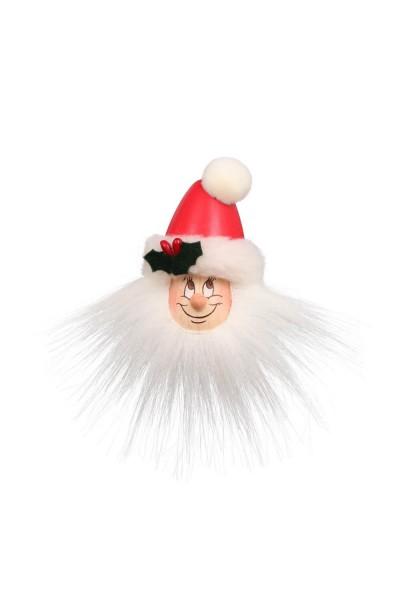 Magnetpin von Christian Ulbricht mit dem Motiv Wichtel Weihnachtsmann