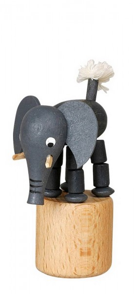 Wackelfigur Elefant von Jan Stephani