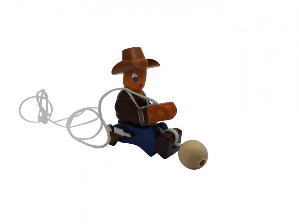 Kletterfigur Cowboy