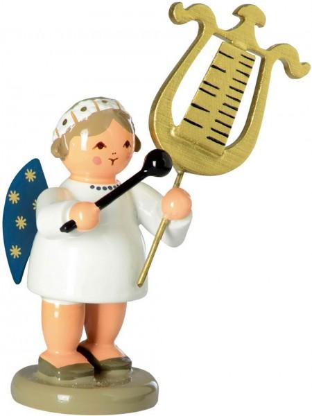 KWO Weihnachtsengel mit Glockenspiellyra