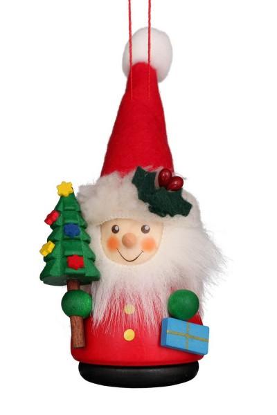 Baumbehang & Christbaumschmuck Wackelmännchen Weihnachtsmann, bunt von Christian Ulbricht GmbH & Co KG Seiffen/ Erzgebirge ist 12 cm groß. Mit …