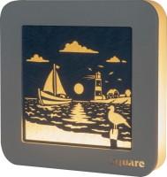 Vorschau: Weigla LED Wandbild Square Maritim, 29 cm_Bild1