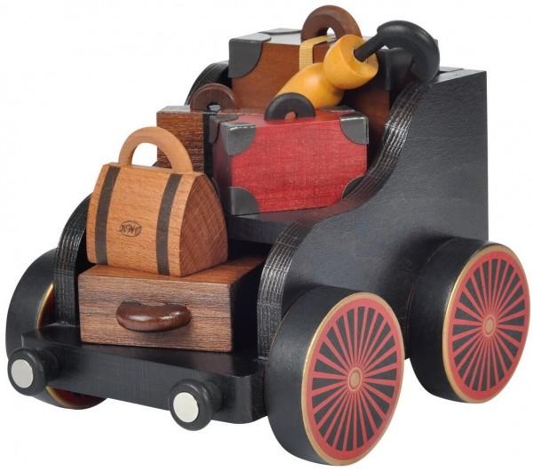 KWO Gepäckwagen für die Eisenbahn und Lokomotive Serie