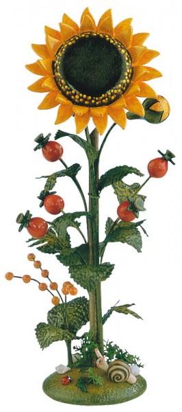 Blumeninsel groß aus Holz von Hubrig Volkskunst