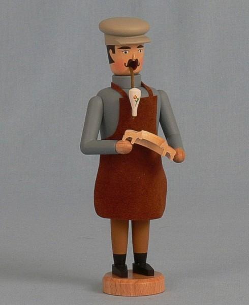 Räuchermännchen Reifendreher, 21 cm von Räuchermann Manufaktur Merten aus Seiffen/ Erzgebirge. Höhe: ca. 21 cm Material: heimische Hölzer aus dem Erzgebirge, …