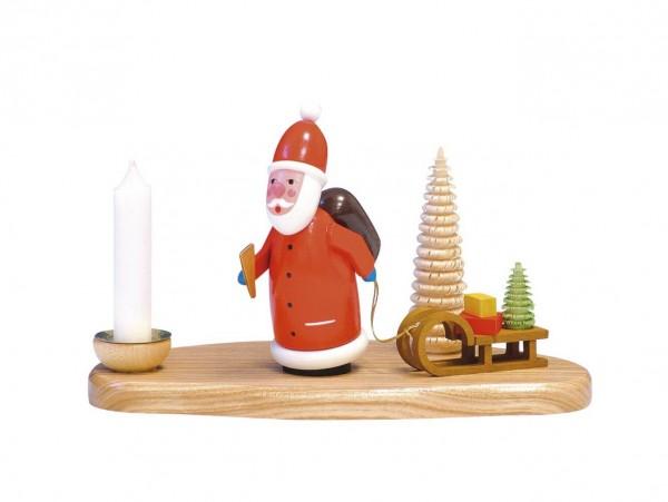 Knuth Neuber, Weihnachtskerzenhalter Weihnachtsmann