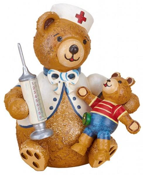 Hubiduu Teddy Erste Hilfe von Hubrig Volkskunst