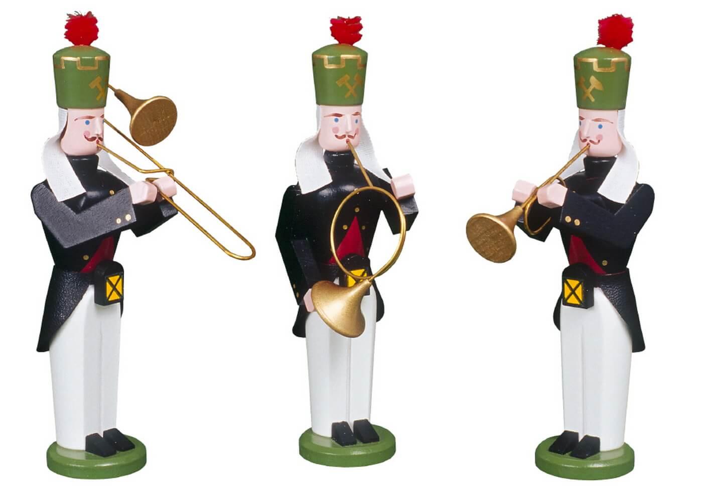 Eckert, Bergmänner Bläser Trio