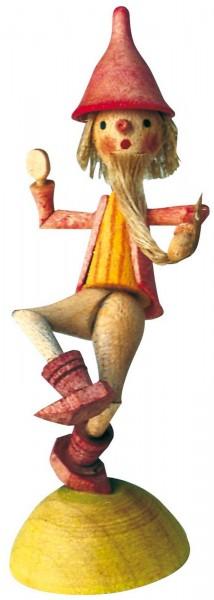 Die KWO Rumpelstilzchen Märchenfigur aus dem Erzgebirge