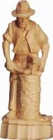 Vorschau: Holzhacker, geschnitzt von Schnitzkunst aus dem Erzgebirge_Bild1