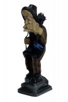 Vorschau: Holzmichel, geschnitzt, 28 cm von Nestler-Seiffen_Bild3
