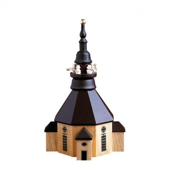 Seiffener Kirche, 14 cm, Spielwarenmacher Günther Seiffen/ Erzgebirge