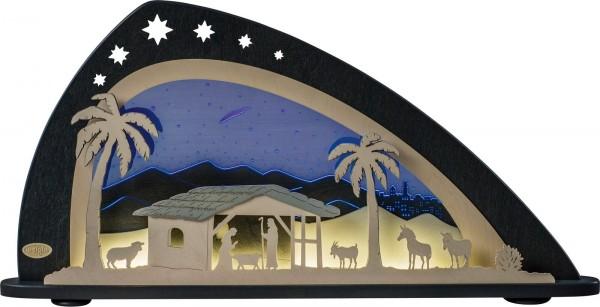 Weigla LED Schwibbogen Bethlehem