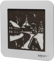 Vorschau: Weigla LED Wandbild Square Seiffen, 29 cm_Bild2