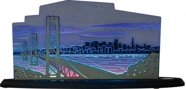Weigla LED Motivleuchte San Francisco