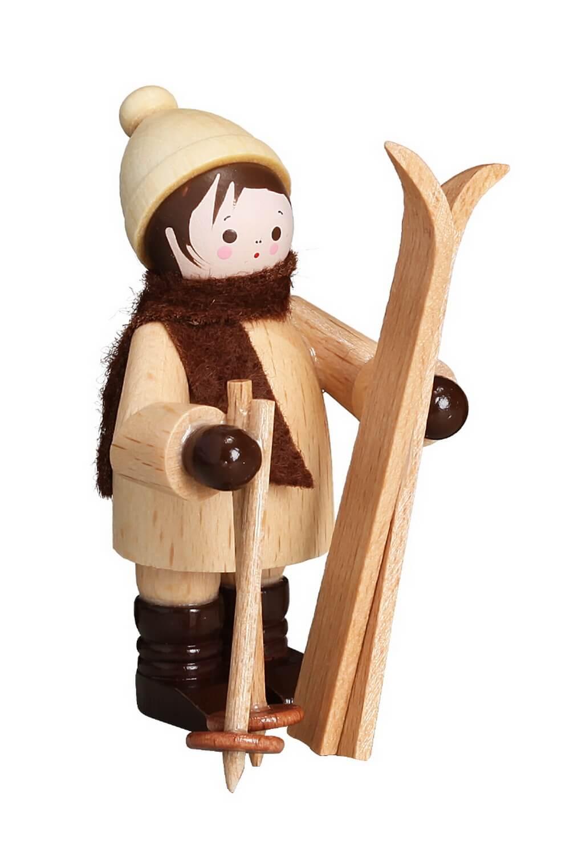 Der Skiträger, senkrecht von Romy Thiel. Auf gehts! Das schöne Wetter lockt auch unseren Skiträger, senkrecht in natur von Romy Thiel Deutschneudorf/ …