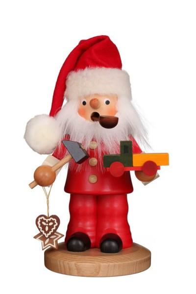 Räuchermännchen Weihnachtsmann, 20 cm von Christian Ulbricht GmbH & Co KG Seiffen/ Erzgebirge
