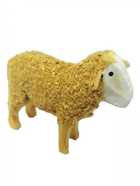 Deko Schaf stehend 3 cm von Nestler-Seiffen