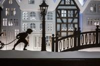 Vorschau: Weigla LED Schwibbogen Winter in der Altstadt, 66 cm_Bild3
