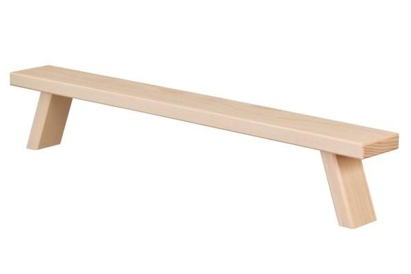 Schwibbogenbank aus Holz, 60 cm von Nestler-Seiffen_Bild1