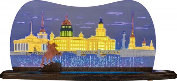 Weigla LED Motivleuchte Sankt Petersburg