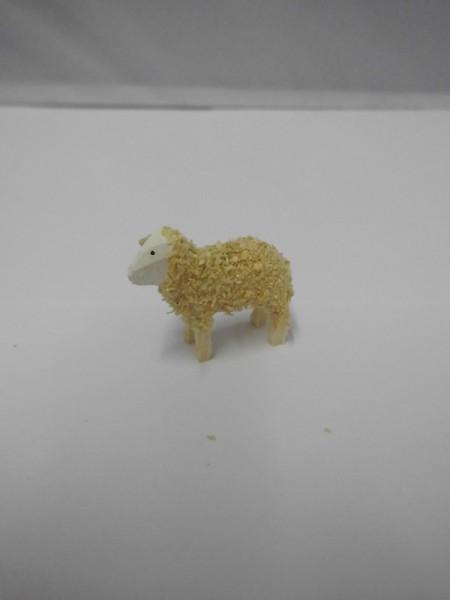 Schaf, 2 cm, Nestler-Seiffen.com OHG Seiffen/ Erzgebirge