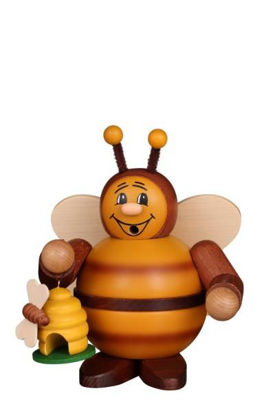 Christian Ulbricht Räuchermännchen Biene, 16 cm