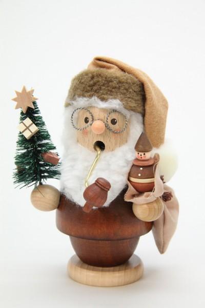 Räuchermännchen Weihnachtsmann, 12 cm von Christian Ulbricht