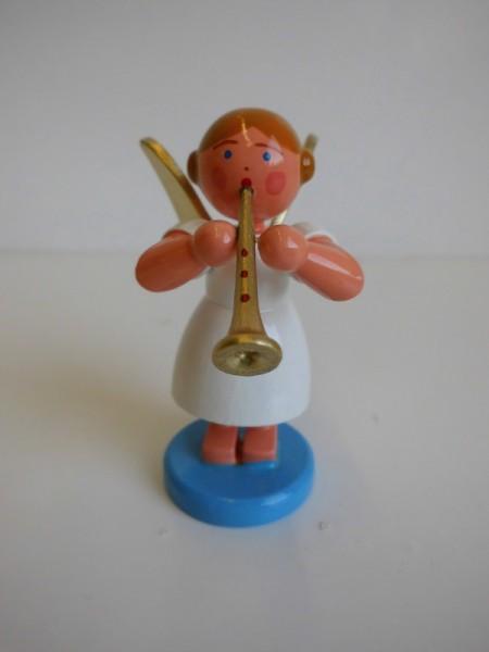 Weihnachtsengel mit Klarinette von WEHA-Kunst