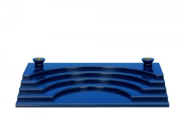 Wolke für Weihnachtsengel, blau, 44 cm von Christian Ulbricht GmbH & Co KG Seiffen/ Erzgebirge