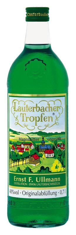 Lauterbacher Tropfen der Magenbitter aus dem Erzgebirge_1