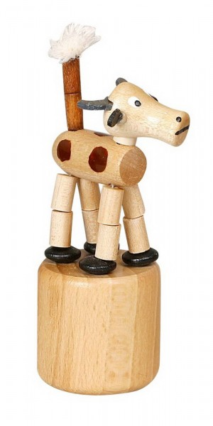 Wackelfigur Kuh von Jan Stephani