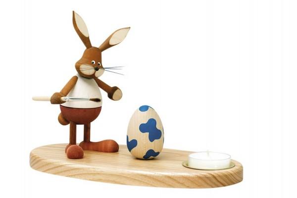 Knuth Neuber, Osterkerzenhalter Hase stehend