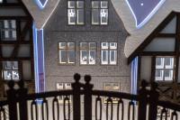 Vorschau: Weigla LED Schwibbogen Winter in der Altstadt, 66 cm_Bild4