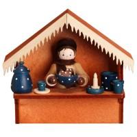 Vorschau: Marktstand von Romy Thiel als ein Keramikstand