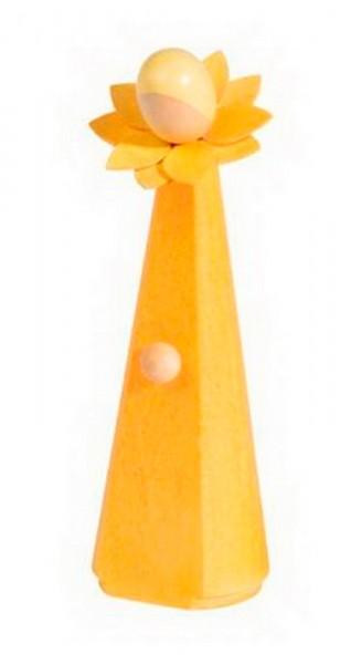 Modernes Blumenmädchen, orange, 11 cm von KWO