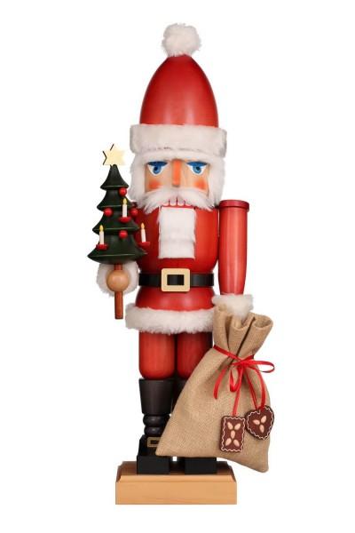 Nussknacker Weihnachtsmann, 80 cm von Christian Ulbricht GmbH & Co KG Seiffen/ Erzgebirge