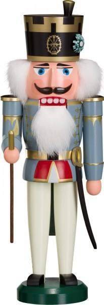 Der Nussknacker Offiziant, 38 cm von Seiffener Volkskunst eG Seiffen/ Erzgebirge. Ein Offiziant ist ein Beamter oder Amtsträger, nicht notwendigerweise im …