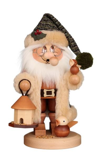 Räuchermännchen von Christian Ulbricht Wichtel Weihnachtsmann Vogelfütterung, 30 cm
