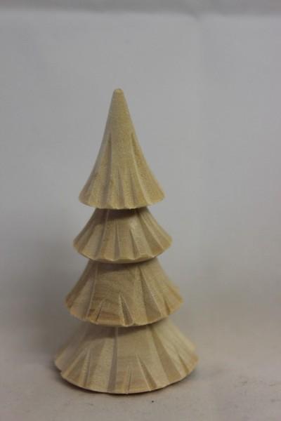 Baum, geschnitzt, 4 - reihig von Romy Thiel