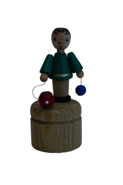 Wackelfigur Ballspieler von Nestler-Seiffen_Bild1
