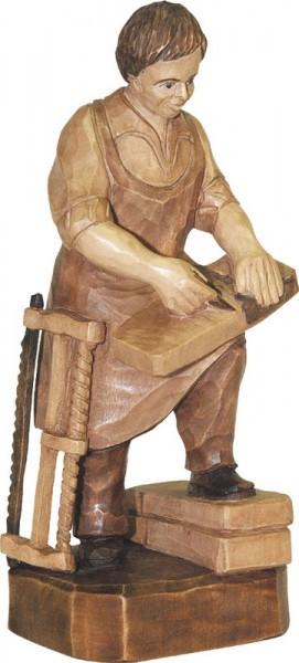 Tischler, geschnitzt von Schnitzkunst aus dem Erzgebirge_Bild2