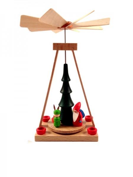 Wärmespielpyramide von Spielwarenmacher Günther Ruprecht