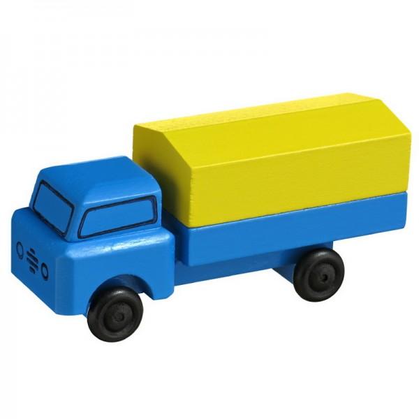 LKW gehören zu den klassischen Kinderspielzeugen im Bereich Fahrzeuge. Der LKW mit Plane hat viel Platz, um große und auch kleine Sachen zu transportieren. …