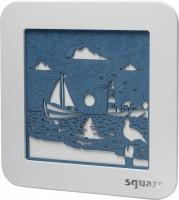 Vorschau: Weigla LED Wandbild Square Maritim, 29 cm_Bild2
