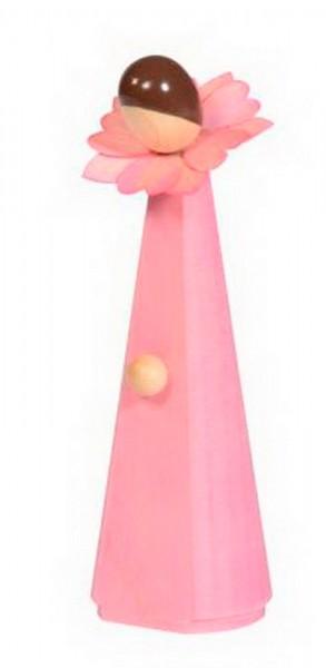 moderes Blumenmädchen, pink, 11 cm von KWO