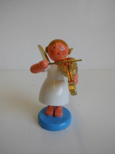 Weihnachtsengel mit Geige von WEHA-Kunst