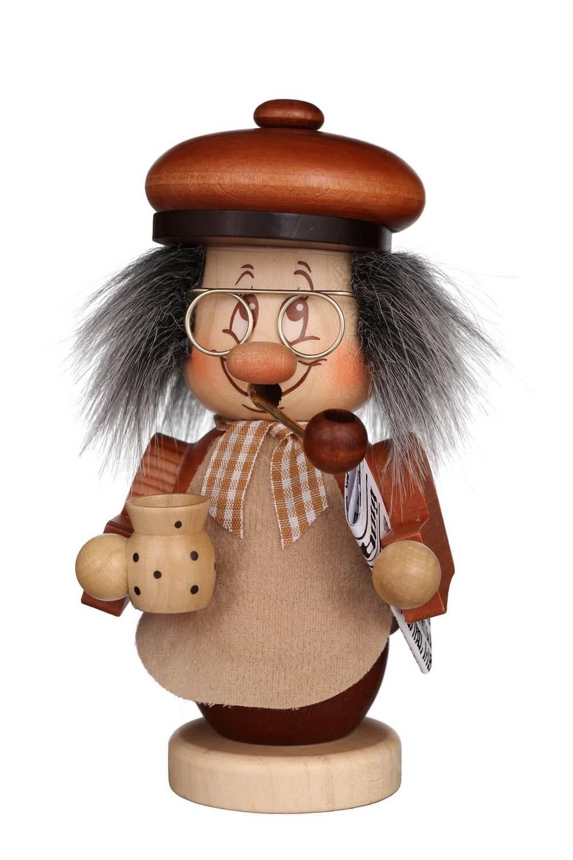 Räuchermännchen Miniwichtel Opa, 14 cm von Christian Ulbricht